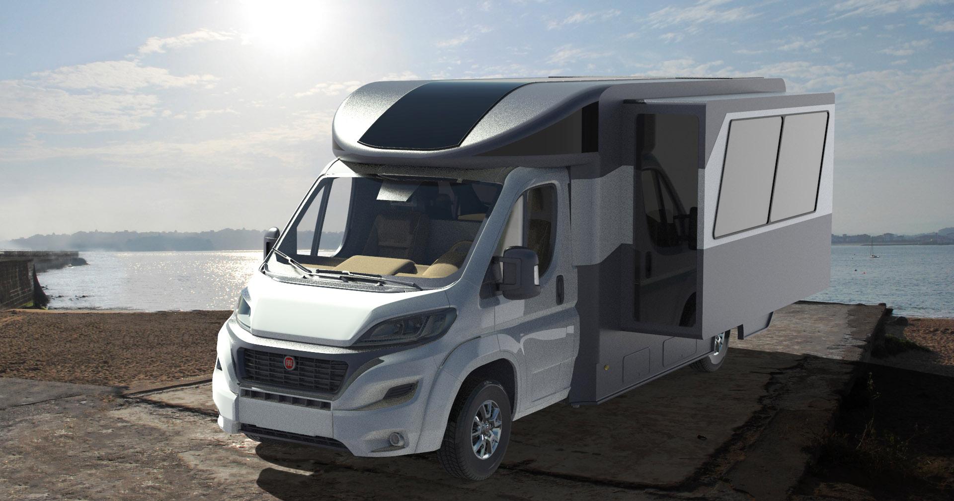 Camping-car Socoa